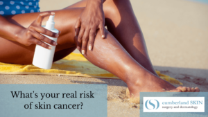 Learn From Cumberland Dermatology Why People Of Color Are At Risk Of Skin Cancer.